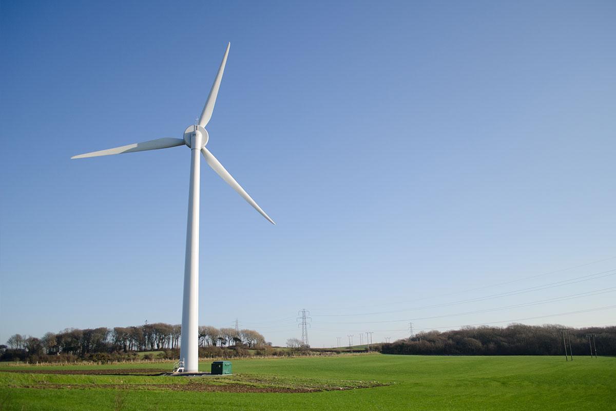Newlands Windfarm   Belltown Power