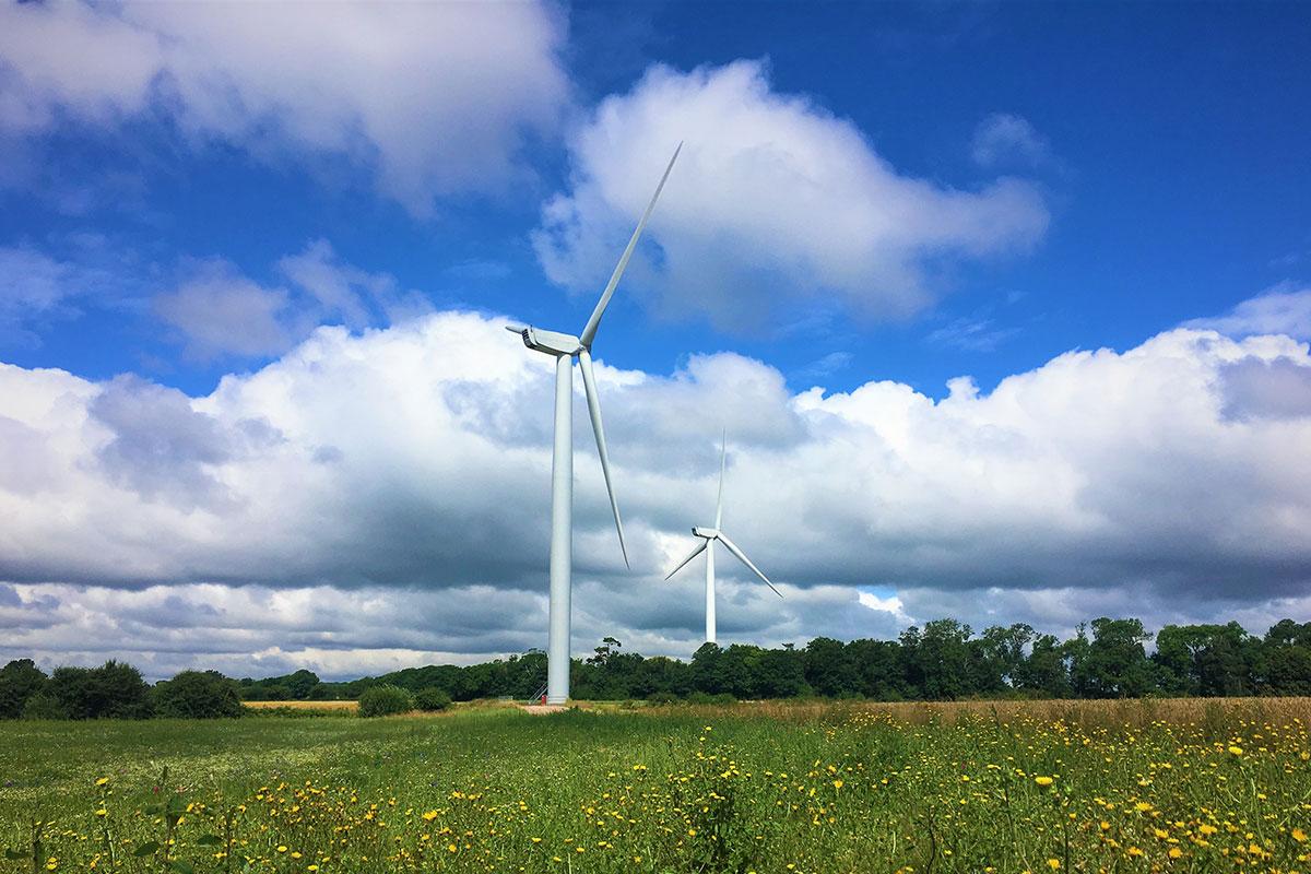 Shepham Windfarm   Belltown Power