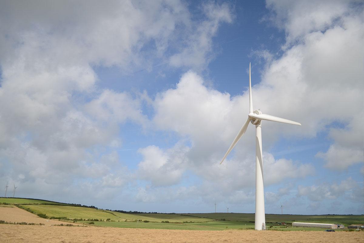 Tai Hen Windfarm   Belltown Power